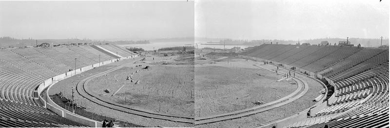 Husky Stadium 1920