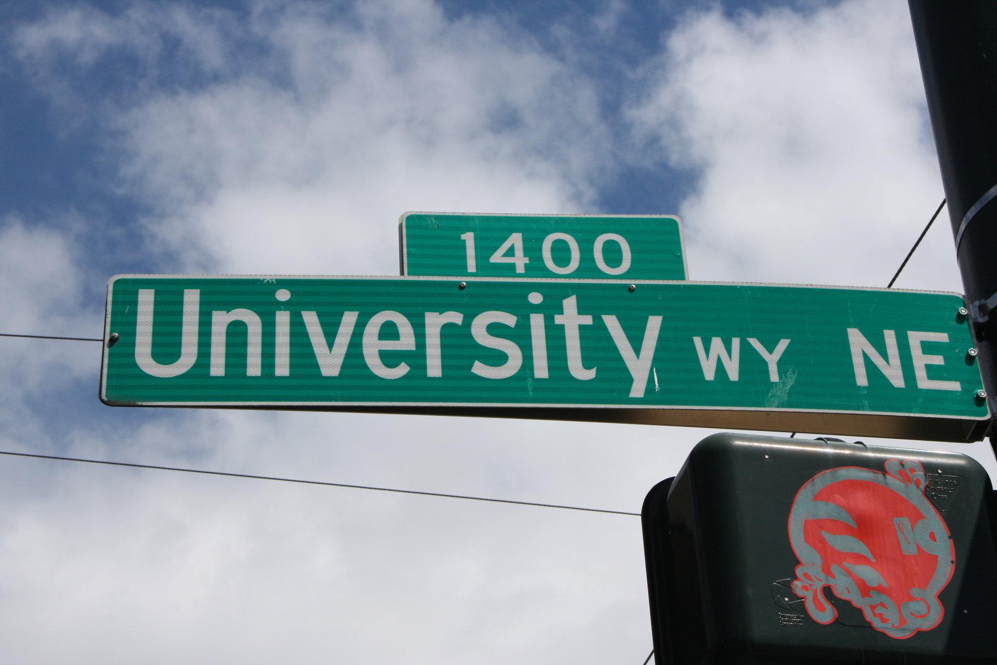 UW The Ave