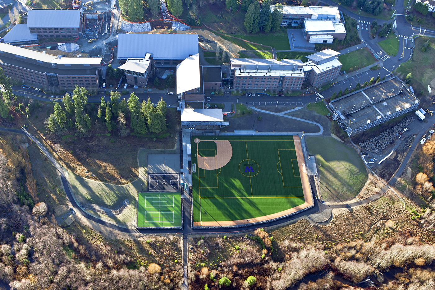 Bothell rec center
