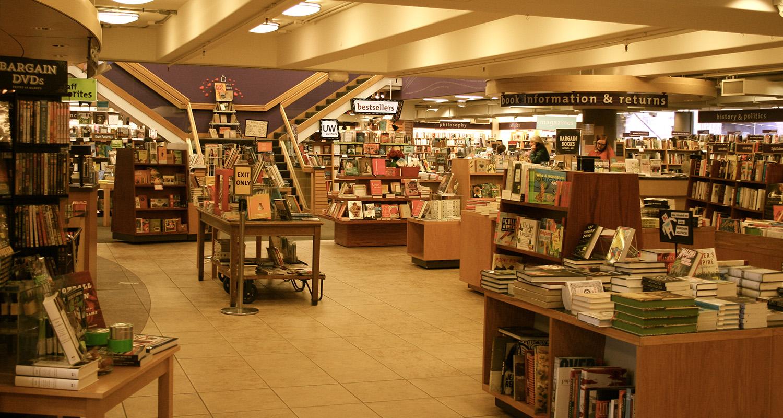 UW bookstore