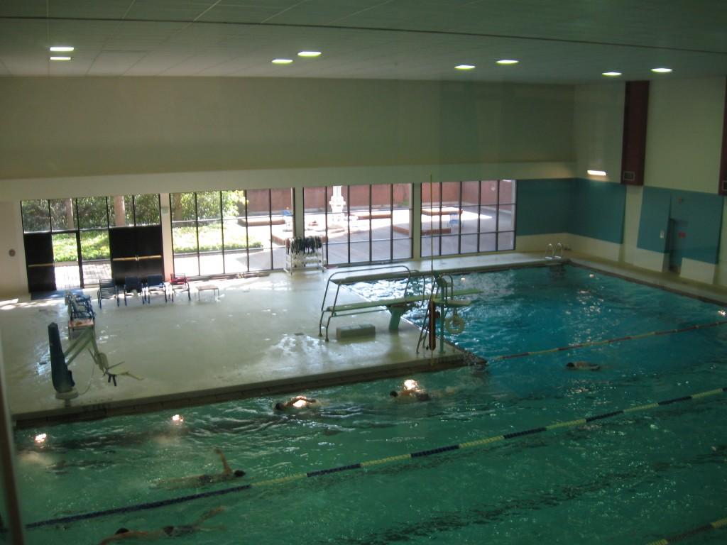 UW pool