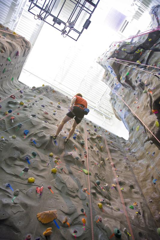 UW Climbing