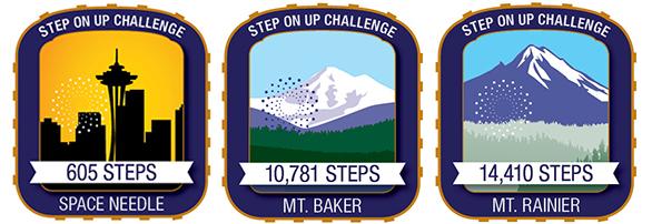 uw stair challenge