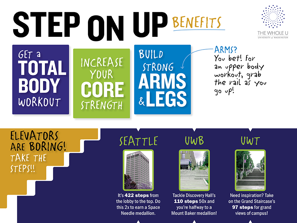 Step On Up Graphic