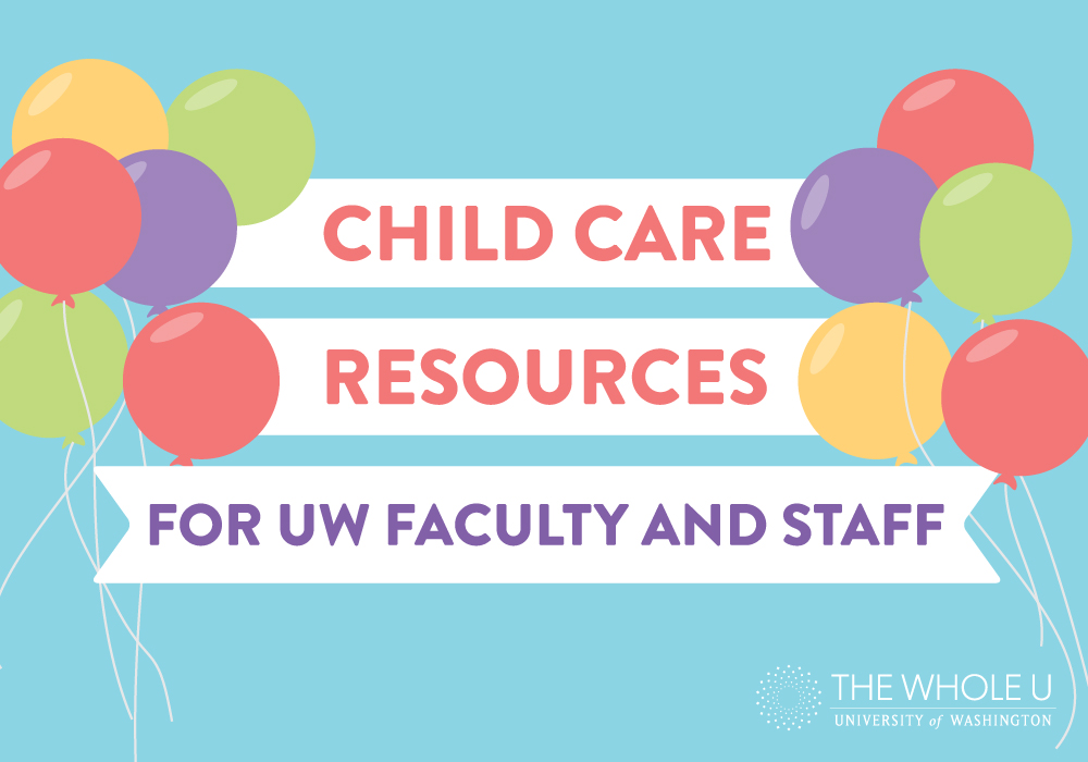 university of washington childcare