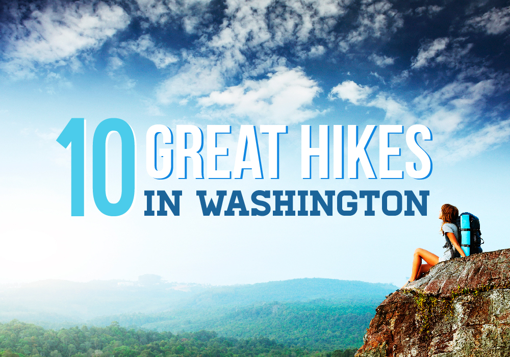 washington hikes