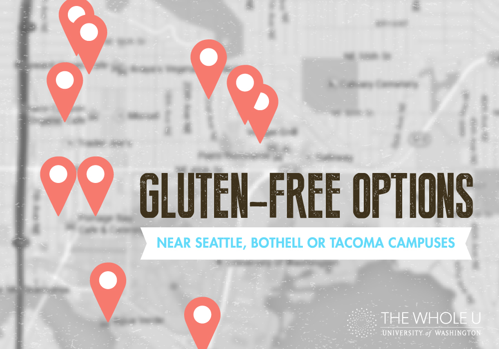 14 Gluten Free Options Near Seattle Bothell Or Tacoma