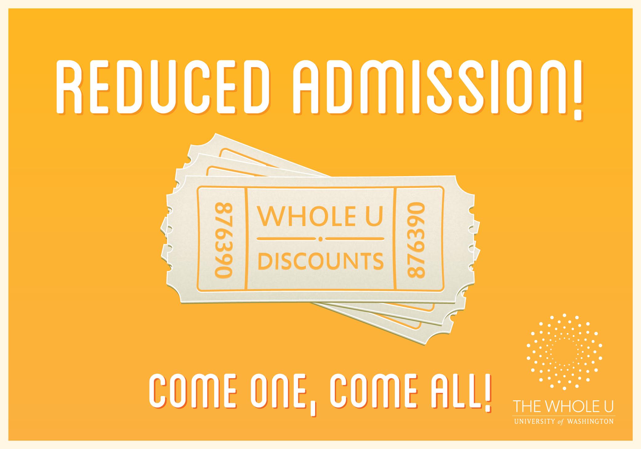 uw faculty and staff discounts