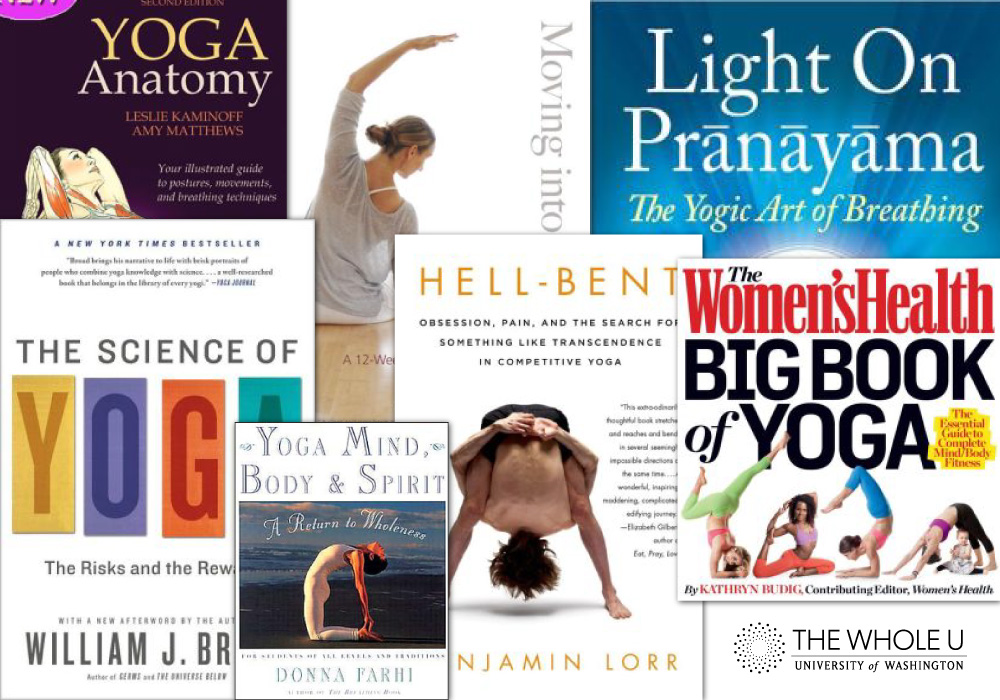 uw books yoga