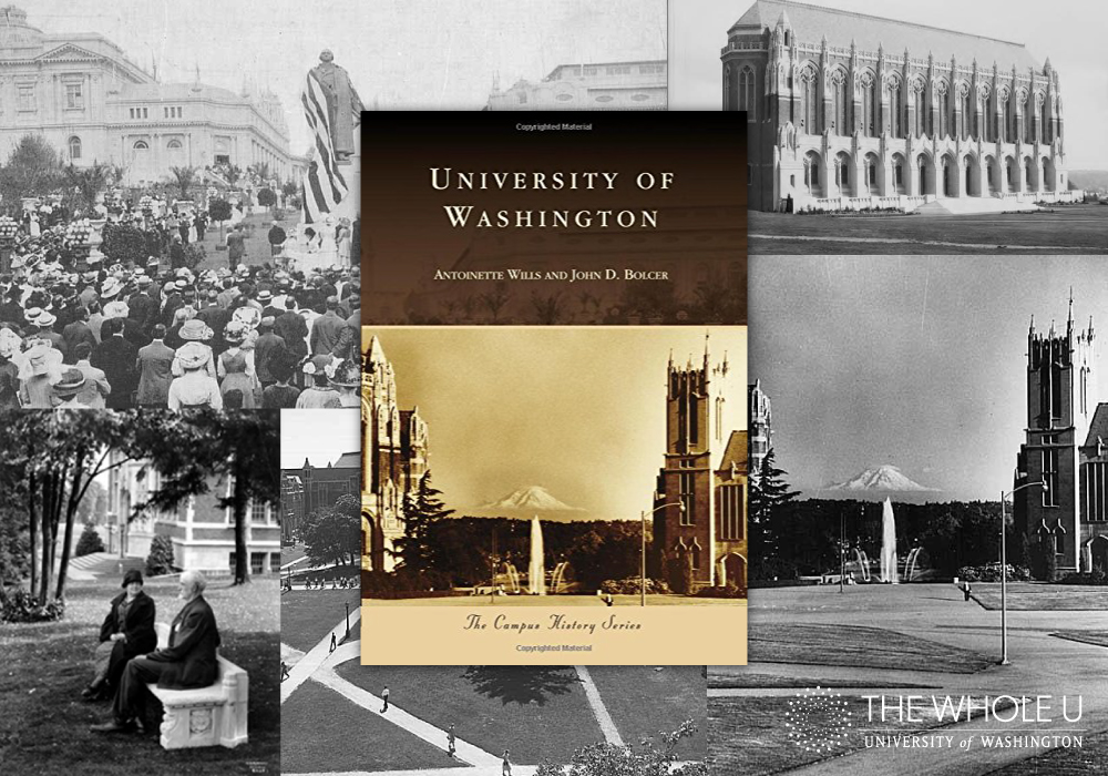 University of Washington book