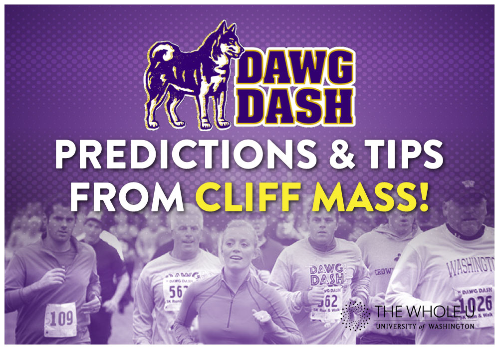 Cliff Mass Dawg Dash