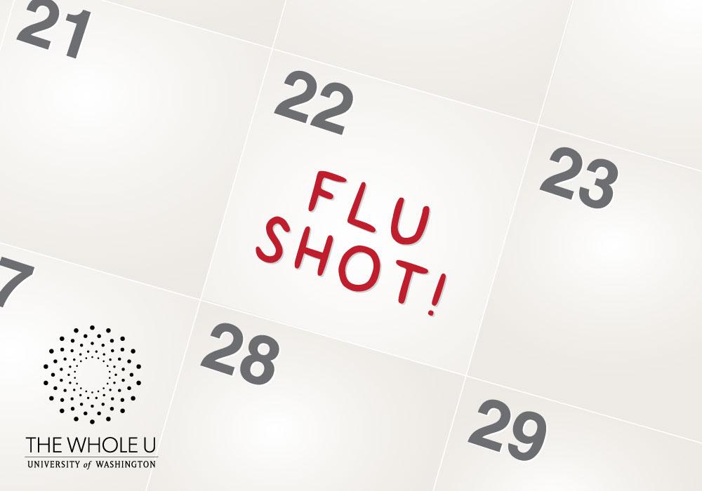 UW flu shot