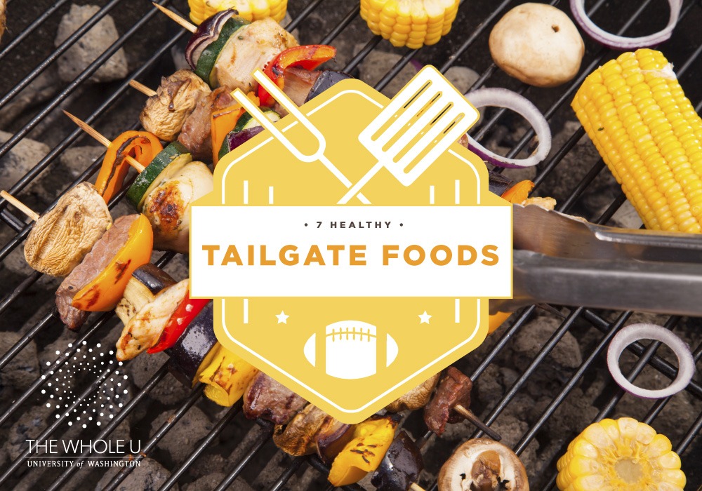 healthy tailgate foods