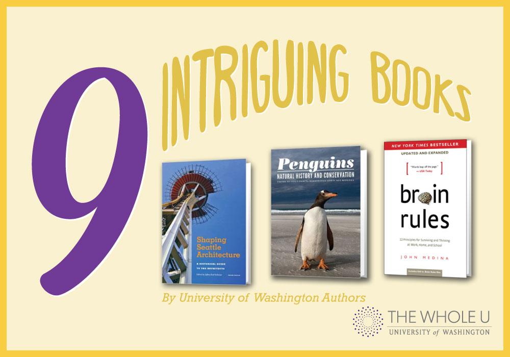 books by uw authors