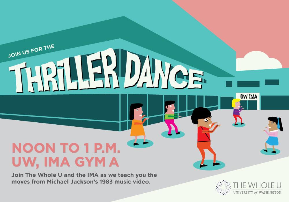 UW thriller dance