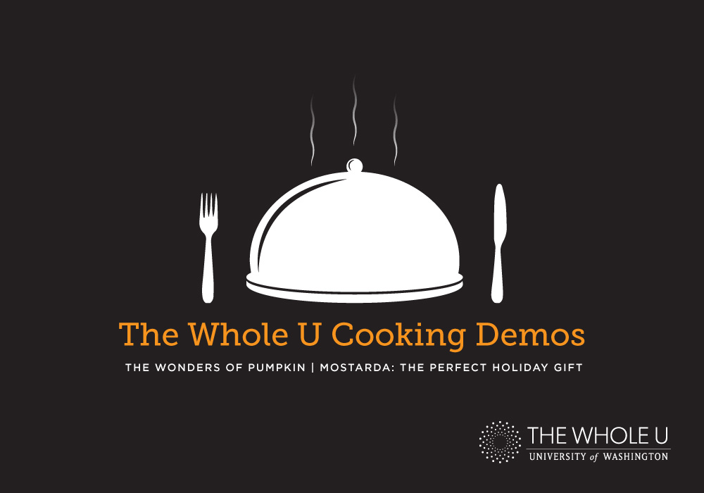whole u cooking demos