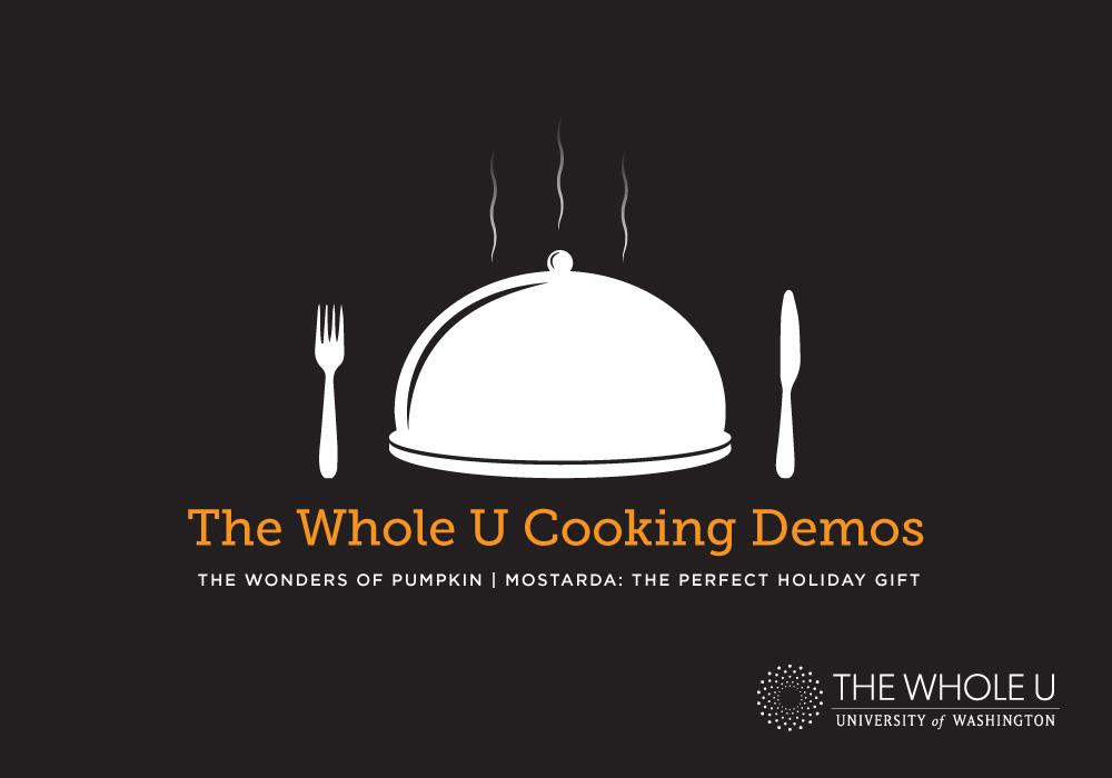 whole u cooking demos