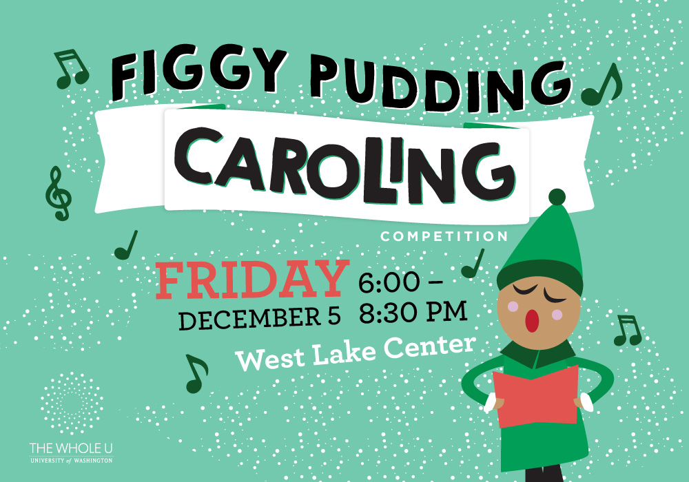 uw figgy pudding
