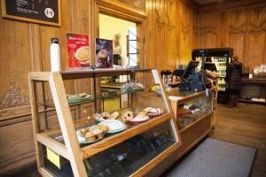 Burke Museum Cafe