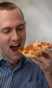 Ben Professional Pic with Pizza[2]