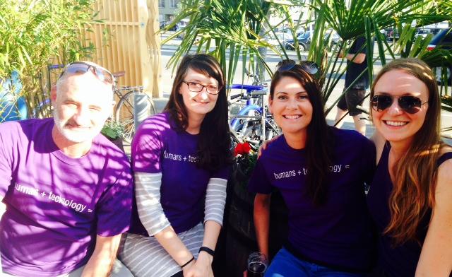HCDE Bike Team