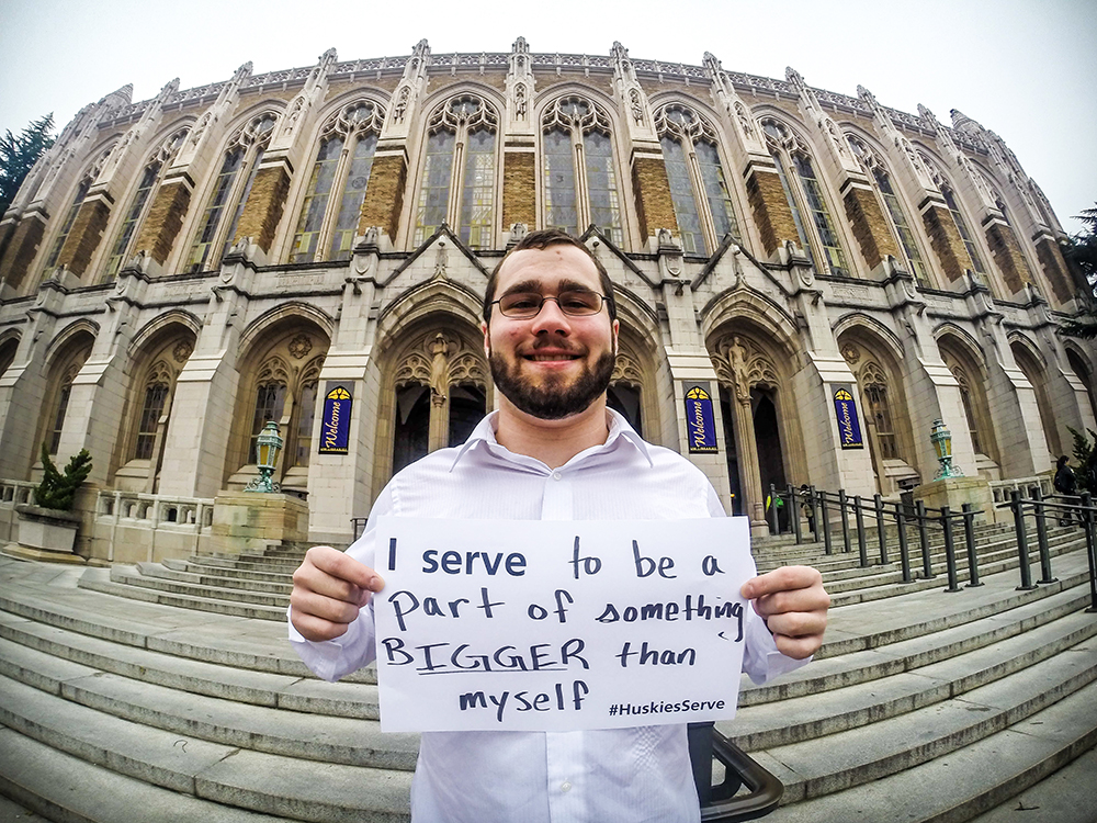 uw service learning