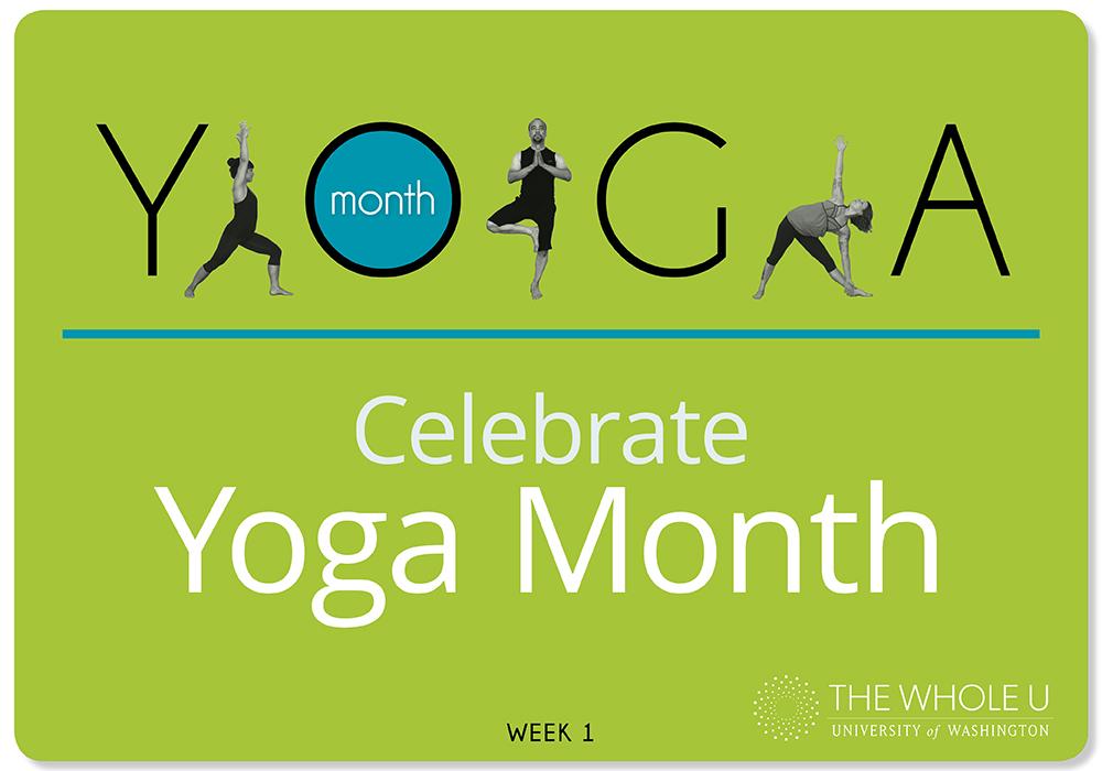 Yoga Month 1