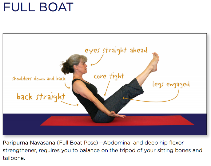 yoga full boat