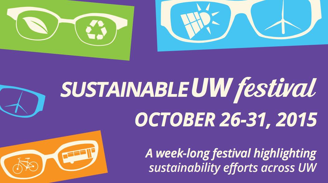 SustainableUW Fest 2015