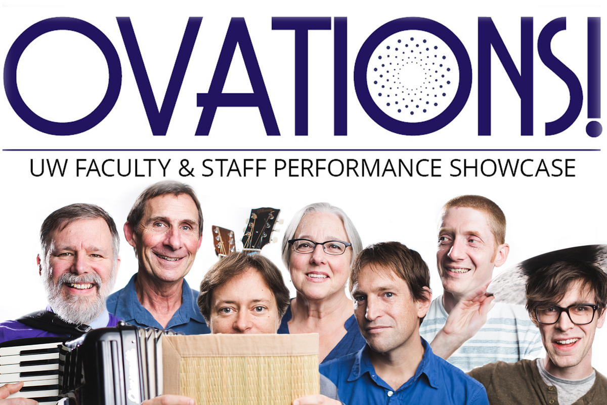 Ovations 2015 performers