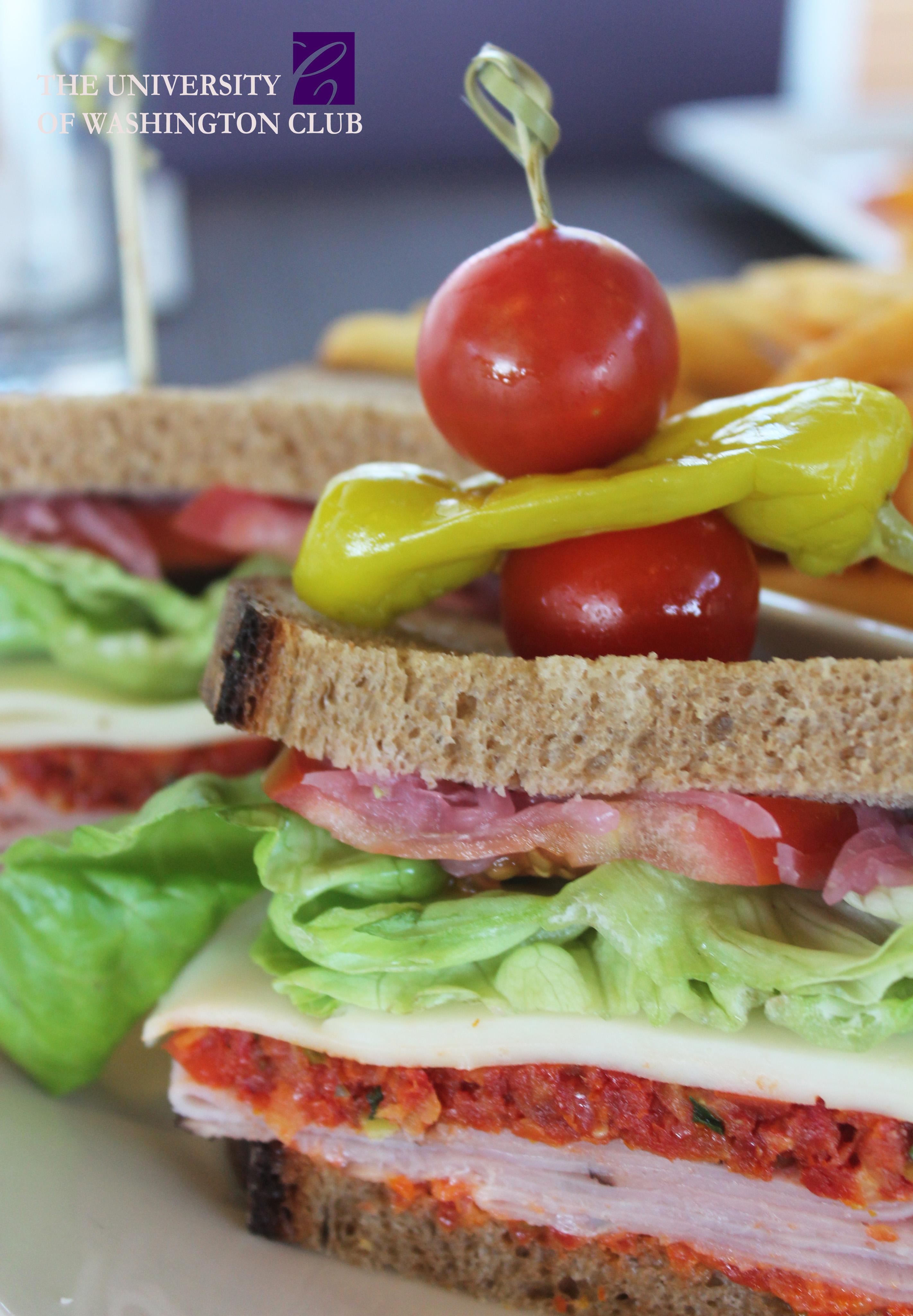 Italian Ham Sandwich
