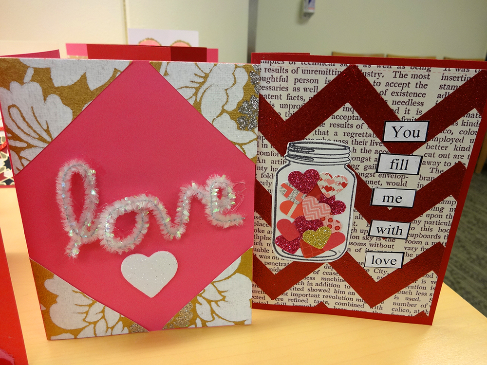 UW Valentine Cards