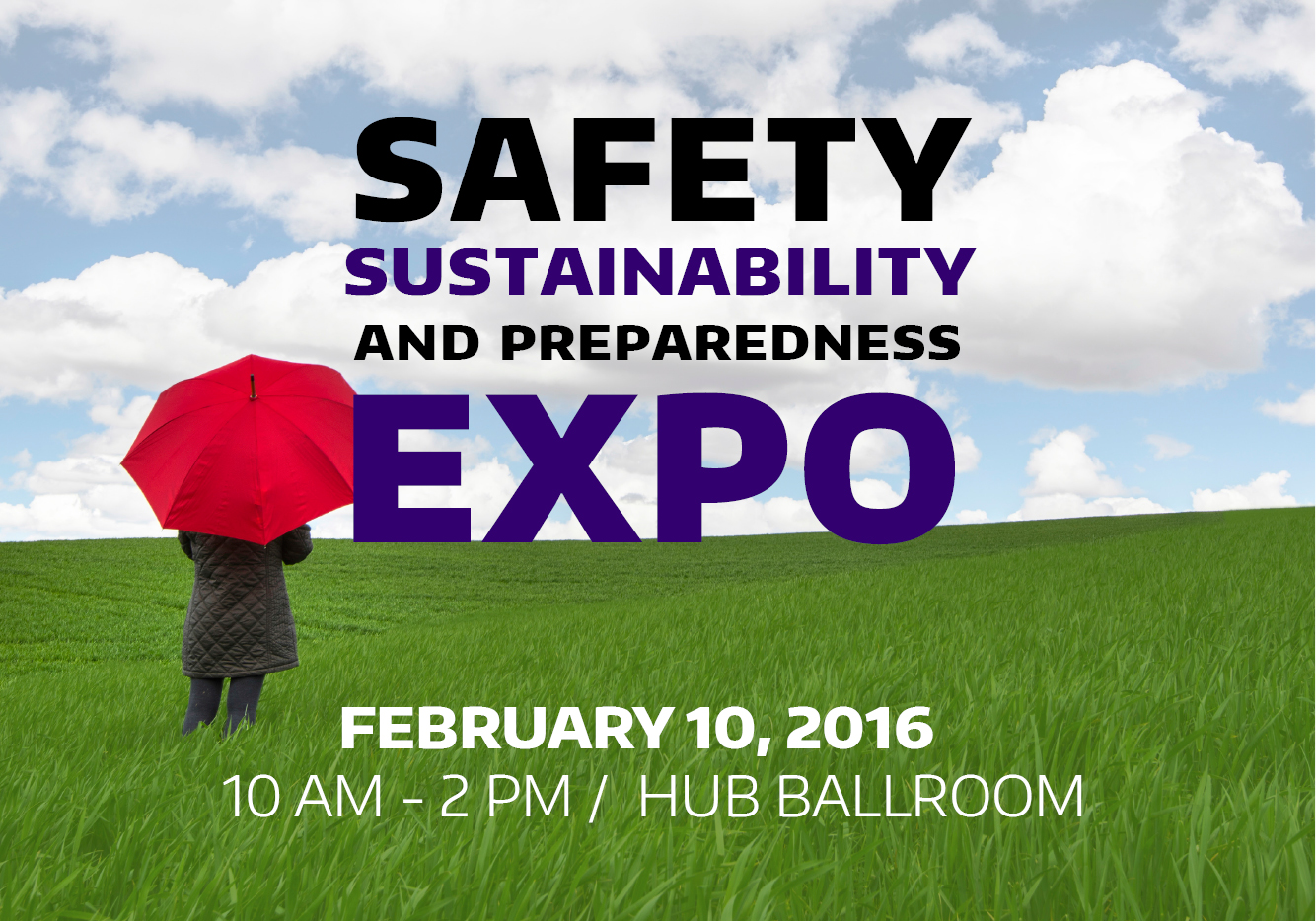 safety sustainability & preparedness expo