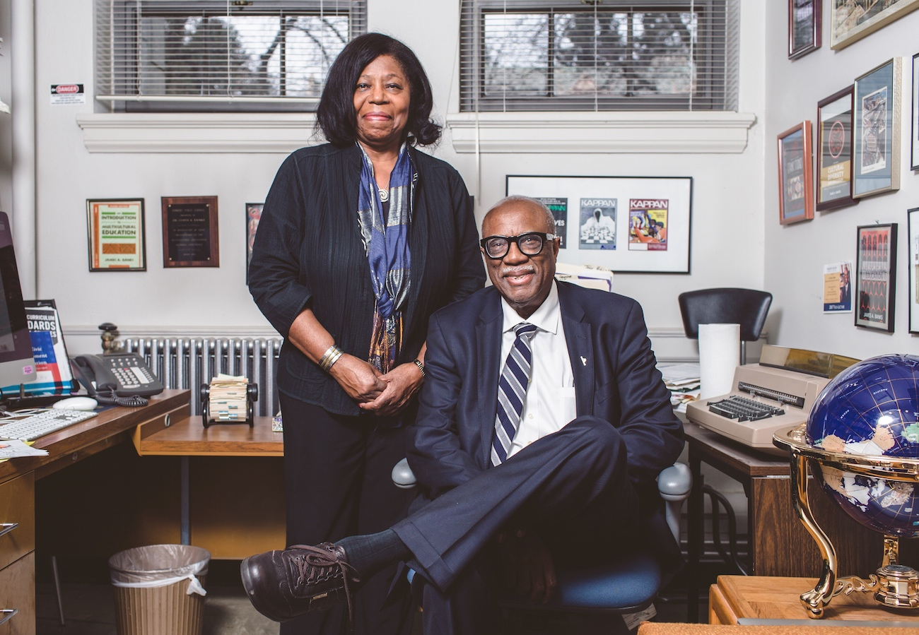 Faculty Friday: James and Cherry Banks | The Whole U