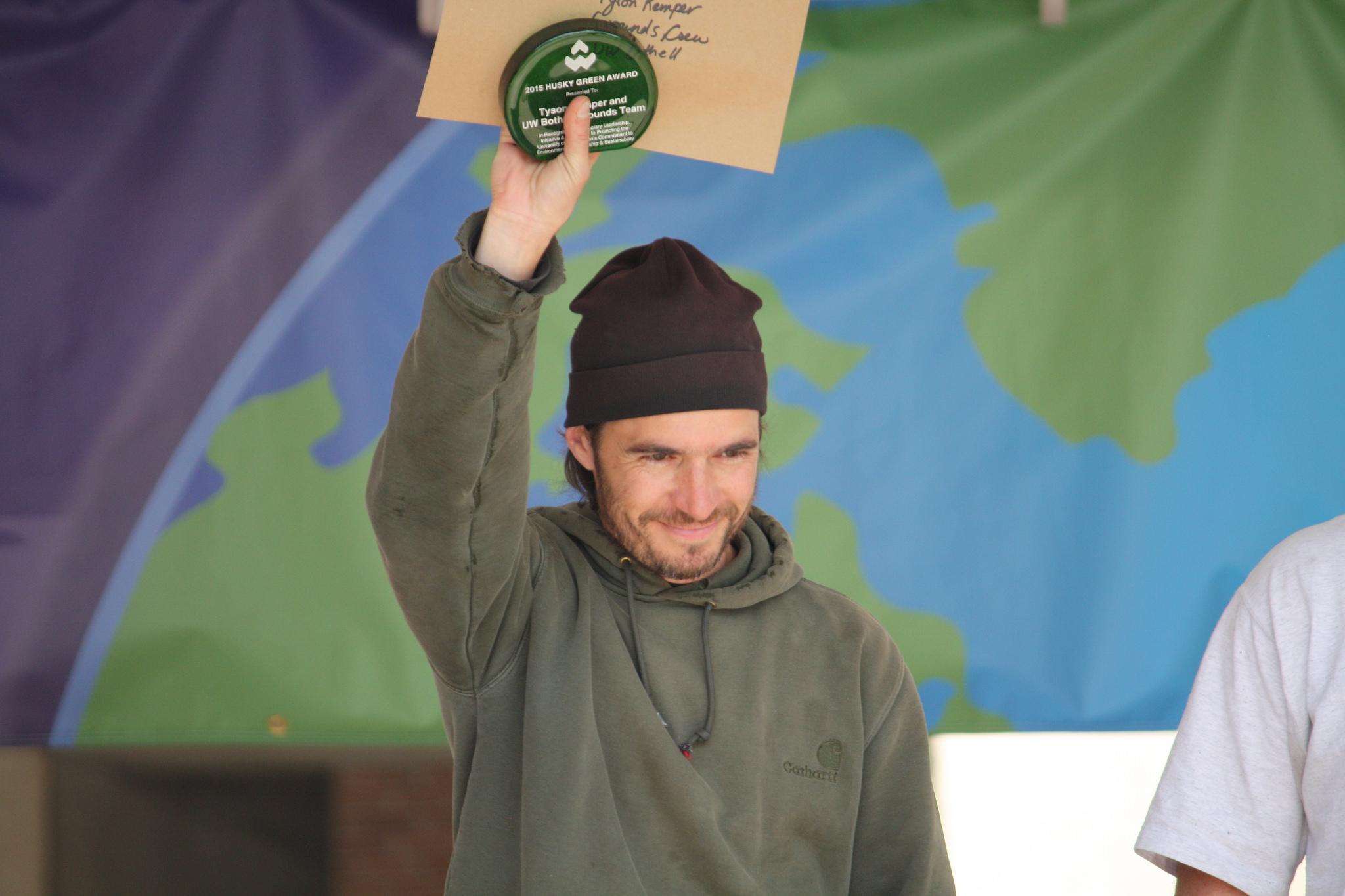 husky green awards