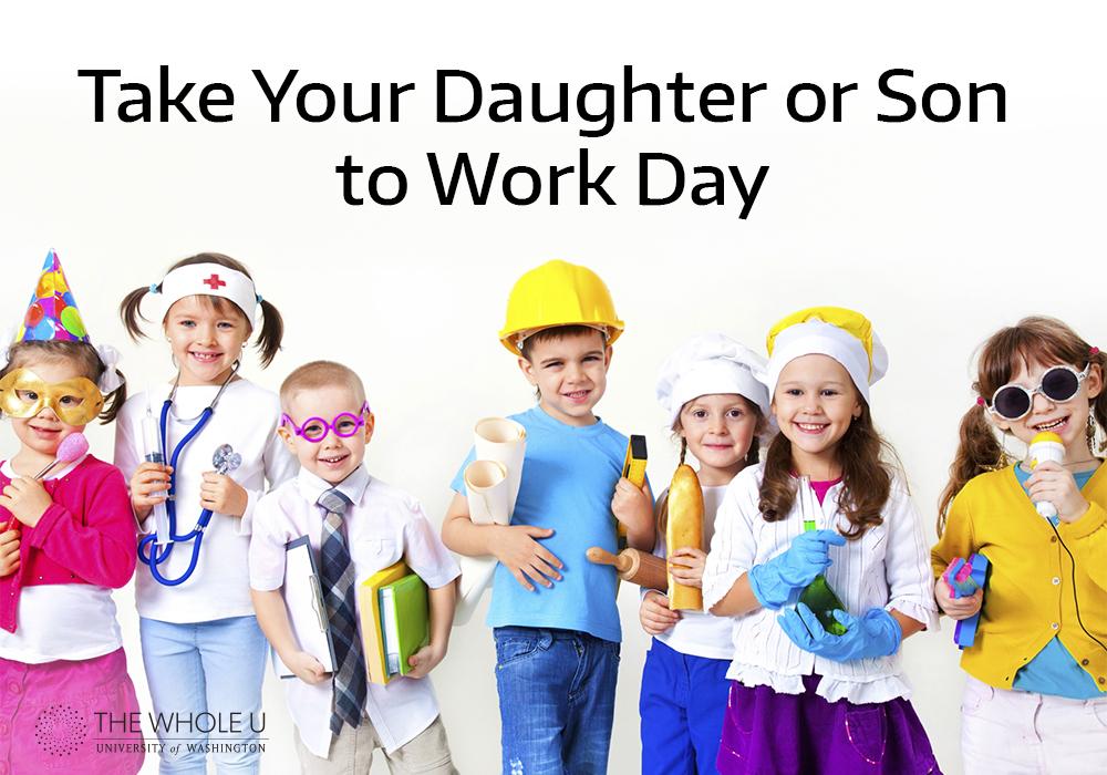 Take Kids to Work UW
