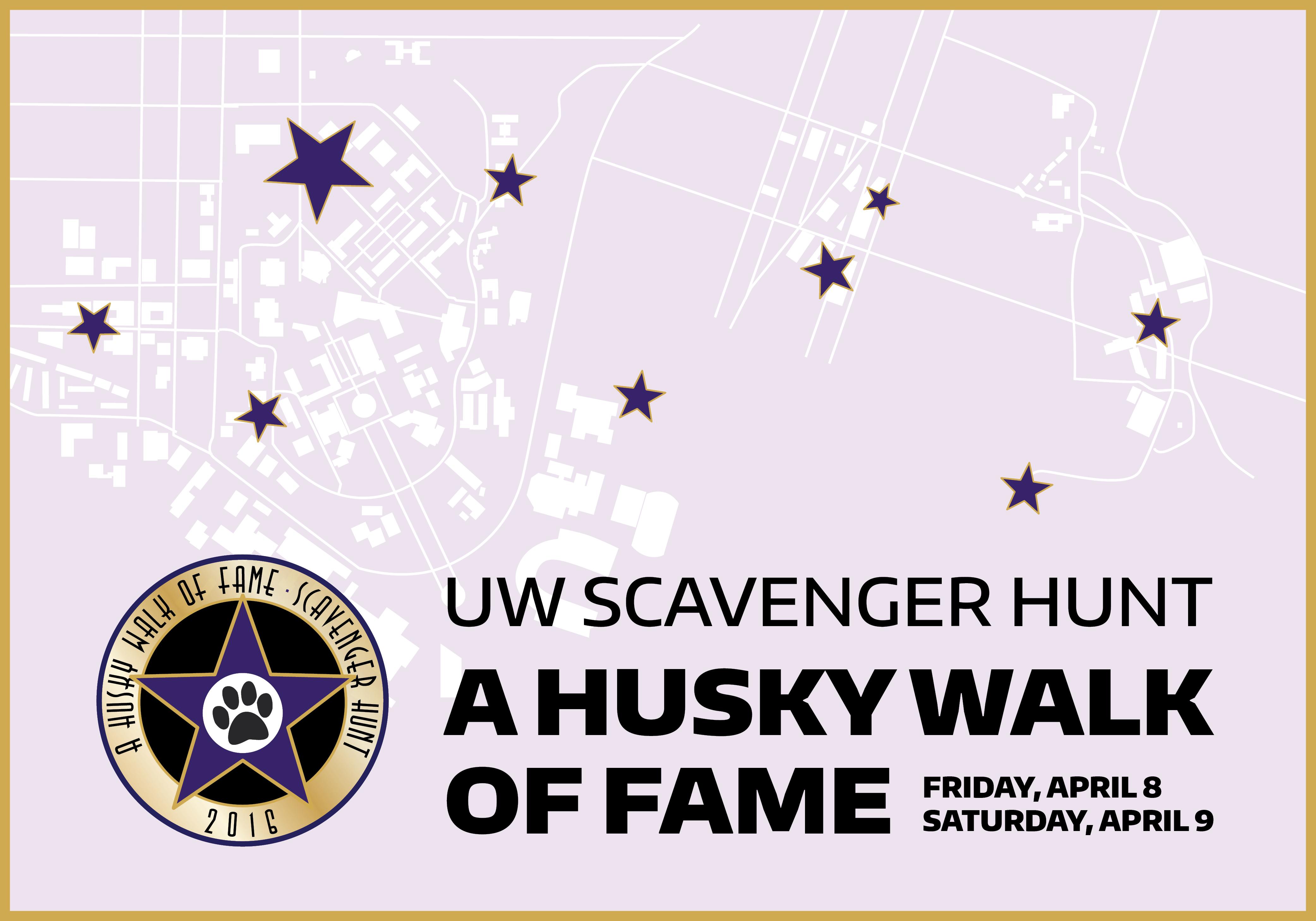 UW Scavenger Hunt 2016