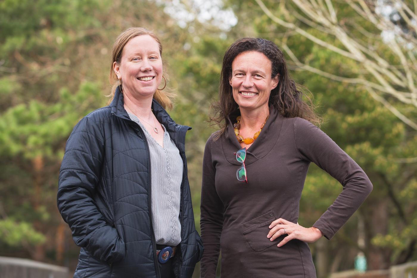 Pam Koehler, Sarah Gimbel