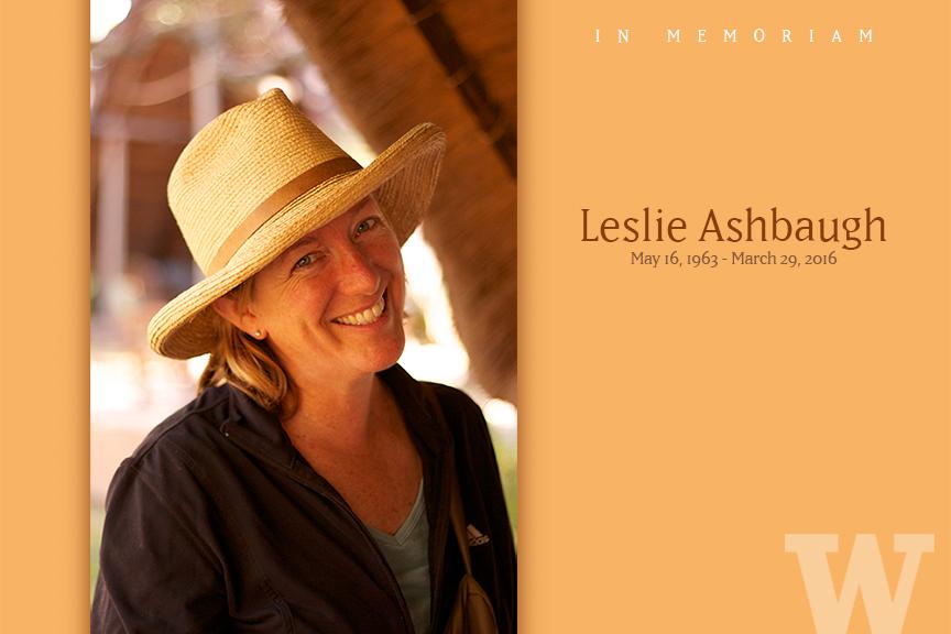 Leslie Ashbaugh