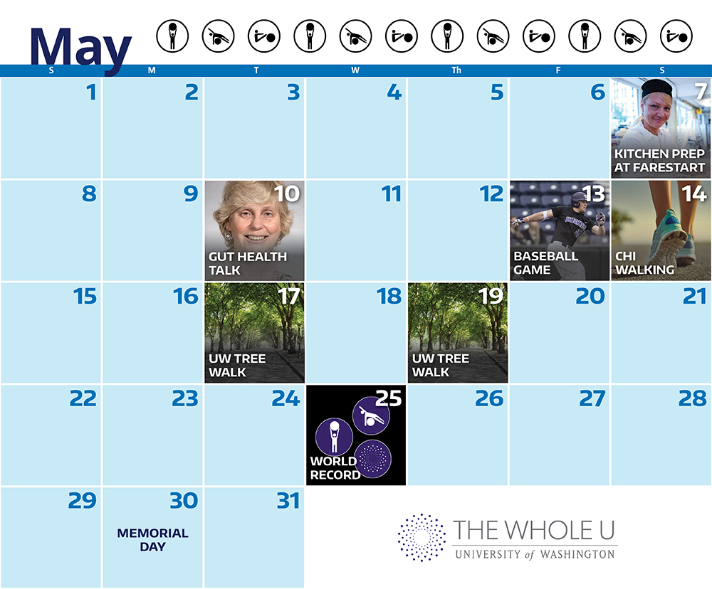 May events UW