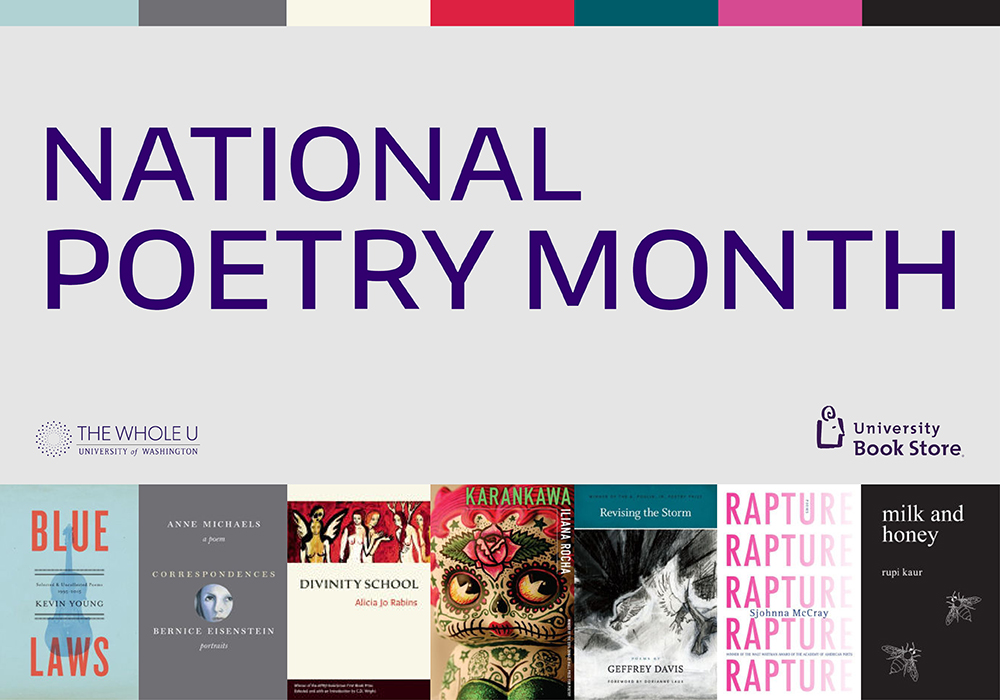 National Poetry Month UW