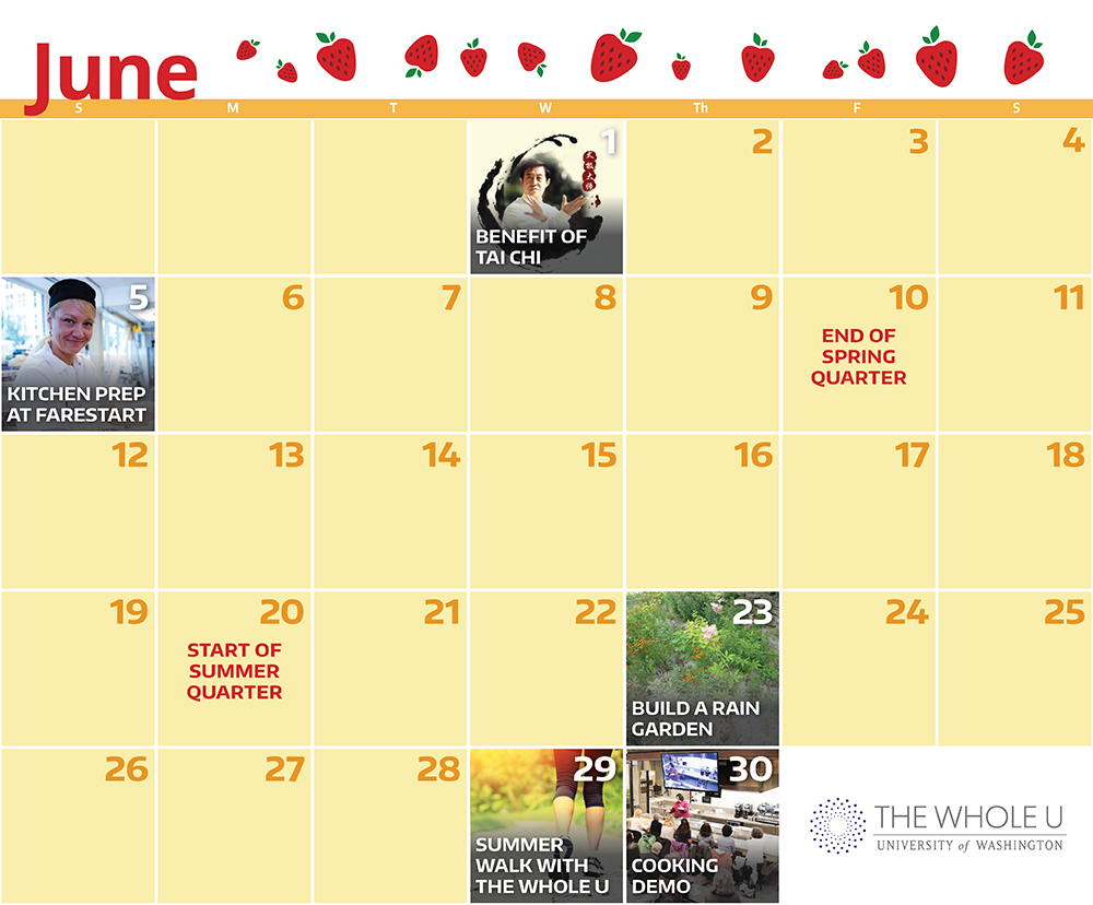 June Calendar featured image