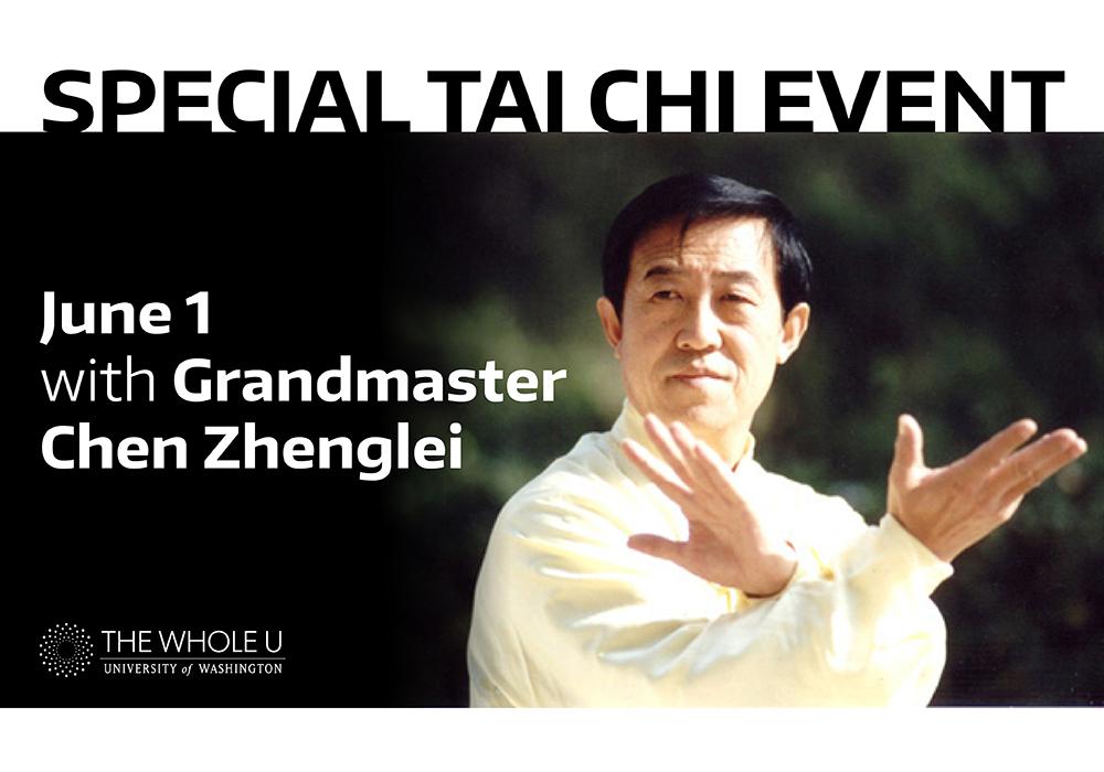 UW Tai Chi event
