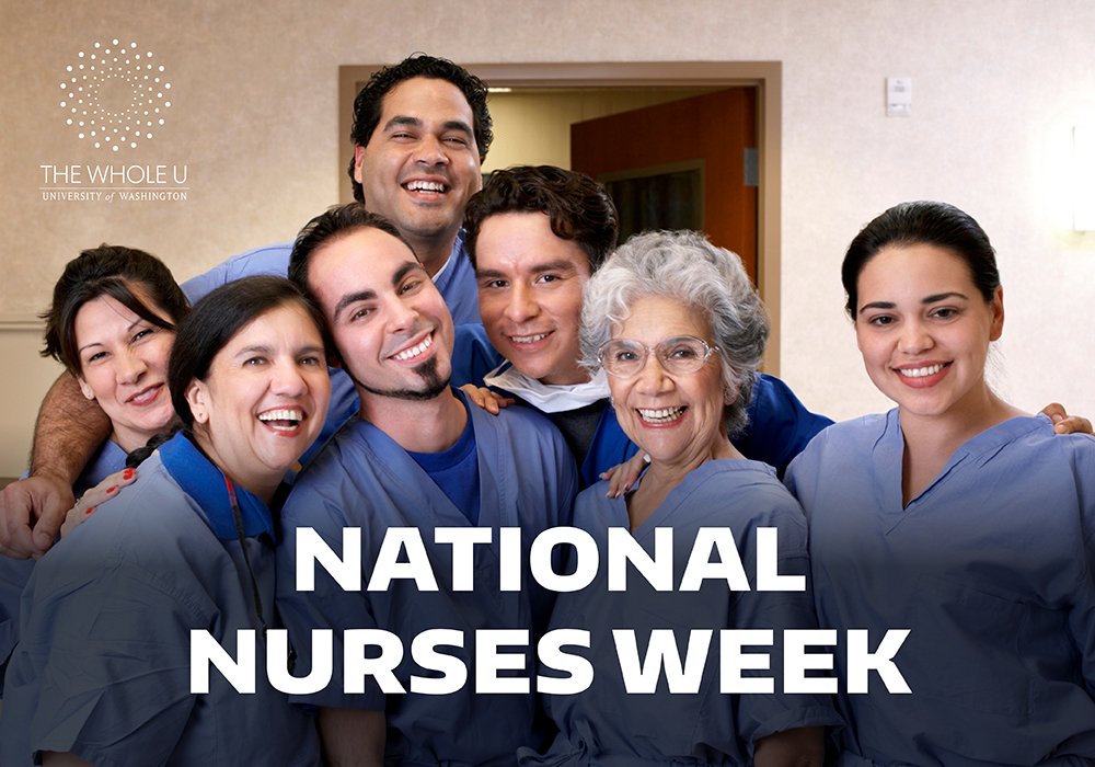 National Nurses Week UW