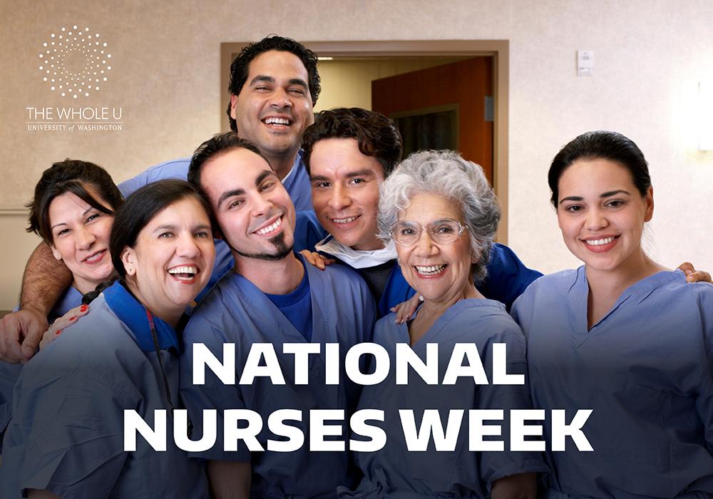 National Nurses Week UW