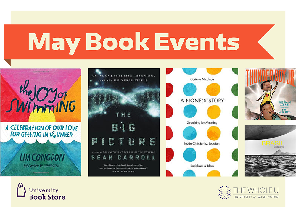 May events U bookstore