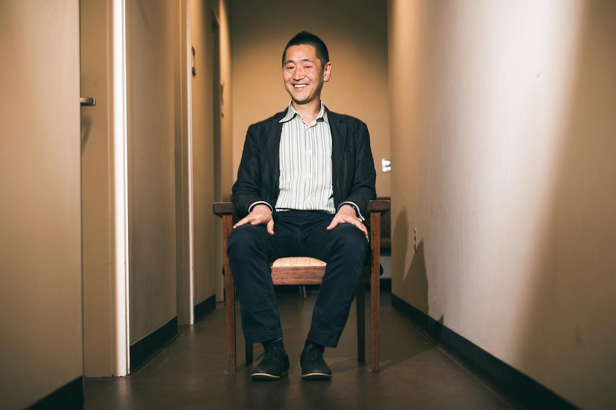Ken Tadashi Oshima