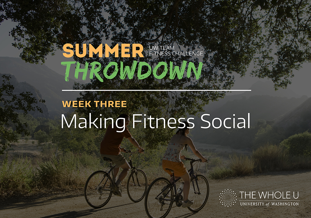 making fitness social