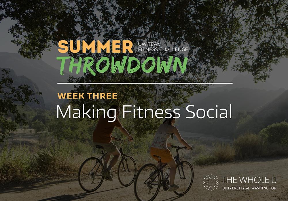 making fitness social
