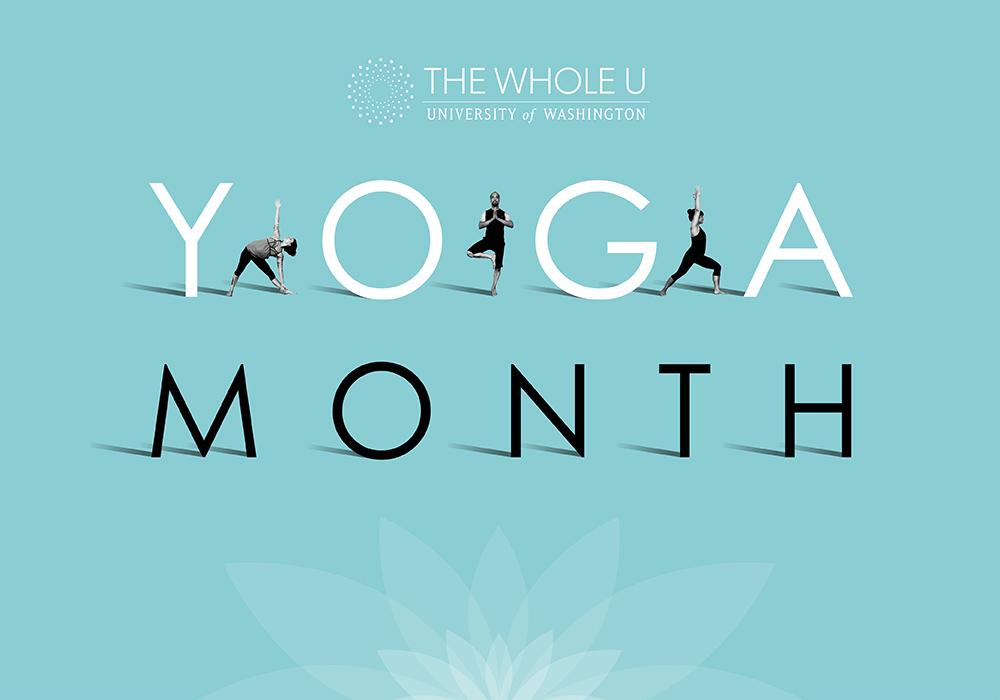 yoga month promo image